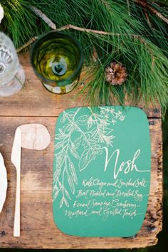 Emerald green wedding stationery