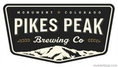 """Pikes Peak Brewing Merges Beer & Religion With """"Tapping Into Theology"""" graphic design, breweri logo, pike peak, beer brew, the craft, colorado beer, craft breweri, colorado spring, peak brew"""