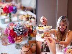 High Tea Party Inspiration