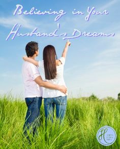 3 Easy Steps to Achieving Your Dreams and Your Husbands.  Click to read today's blog post! #marriage #dreams