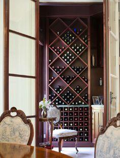 The Best of Wine Storage Design