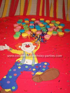 circus party ideas - Google Search