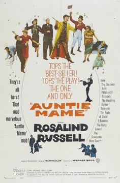 *AUNTIE MAME ~ Rosalind Russell