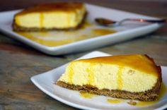 Passion Fruit Pie (Torta Mousse de Maracujá)