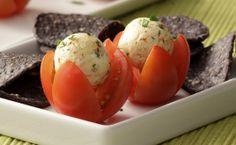 tastefully simple   garden veggie tomatoes