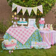 adorable easter party