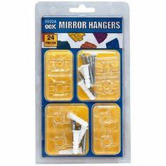 Frameless Mirror Clip Kit 24