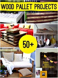 Best Wood Pallet Projects