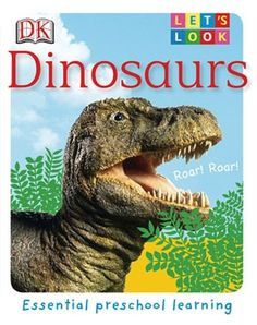 Discover huge and gentle plant eaters, and small and fierce meat eaters, as your child learns all about dinosaurs