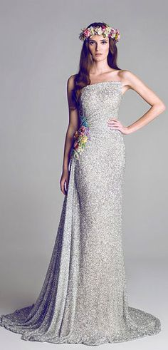 Gorgeous Special Collection Of Evening Gowns