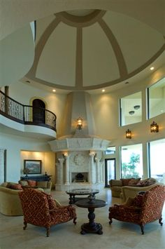 Gorgeous living room/JUST THE ROOM ..NOT THE FURNITURE