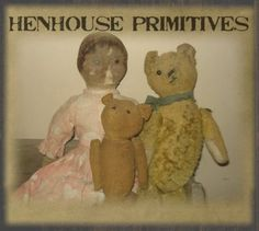 Henhouse Primitives update tomorrow night April 9, 2012 8pm EST