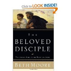 Anything by Beth Moore is great!