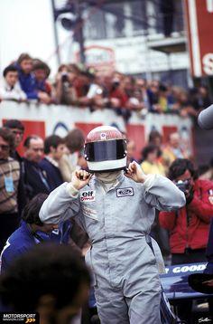 Jackie Stewart 1973
