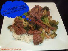 BEEF & BROCCOLI DONE RIGHT! | WHOA