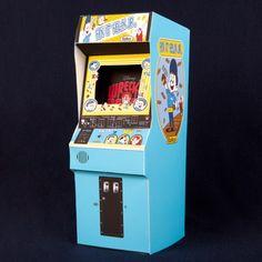Wreck it Ralph Fix-It Felix, Jr. Arcade - Printable Craft