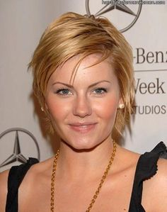 short hairstyles for