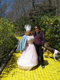 Wizard of Oz theme park, Land of Oz in Beech Mountain, NC.
