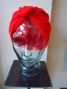 lilies & remains: Hedy's Turban Tutorial