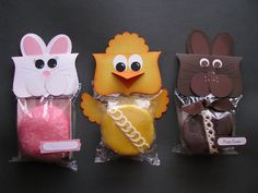 Easter treats with Hostess cupcakes
