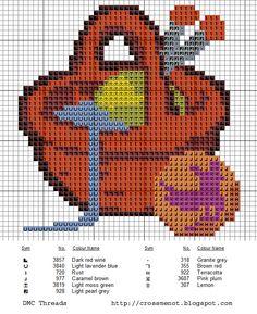 Free Knitting Basket Pattern