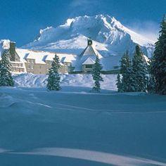 Mt. Hood....Timberline Lodge