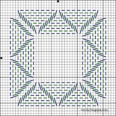 swedish weave pattern