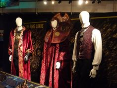 Doctor Who Experience - Time Lord Costumes by seethree, via Flickr