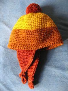 Jayne Cobb Beanie -- Crochet Version