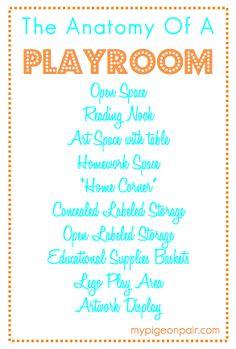 Playroom To Do