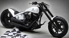 Fat Attack Lowrider at Cyril Huze Post – Custom Motorcycle News