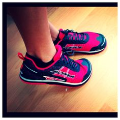 Zero Drop Wide Toe Box Running Shoes