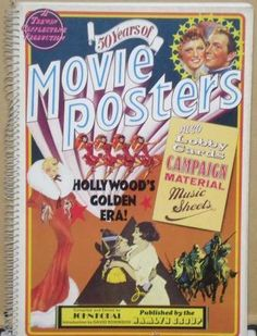 50 years of movie posters./ Compiled and edited with commentary by John Kobal. Introd. by David Robinson.