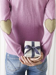 wear your heart on your sleeve this valentines day! ;)