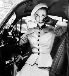 1952  photo by Norman Parkinson