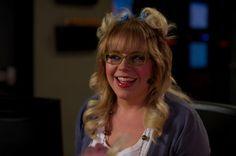 Kirsten Vangsness is so cute!