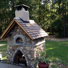 Wood-fired oven  Via Forno Bravo Forum