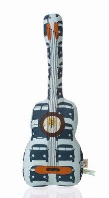 #ferm-living #guitar #cushion