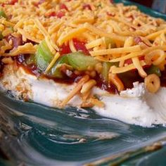 """BBQ Bacon Ranch Dip 