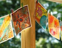 Taking Time for Self-Care: ways and resources to nurture yourself through creativity and and self care. Check out some creative resources and feed your creative spirit! Self care is so important in the helping field.
