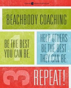 An Awesome Guide to Everything you need to know about Beachbody Coaching and being a Beachbody Coach!