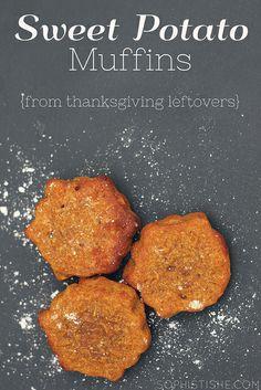 Sweet Potato Muffins / Sophistishe.com