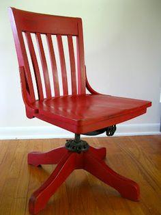 ASCP - Emperor's Silk chair
