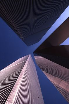 World Trade Center. New York