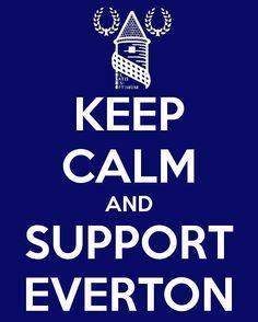 Support Everton