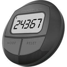 Sportline 2-Function Step and Distance Pedometer, Black For SIL and teen daughter