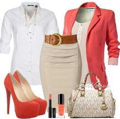 Business attire.. fresh for spring! #workattire #personalbrand www.cynthiawhiteandassociates.com