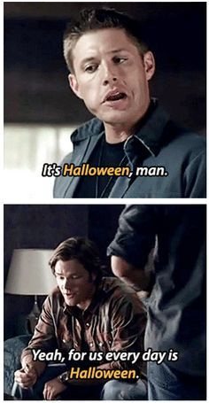 4x07 It's The Great Pumpkin, Sam Winchester