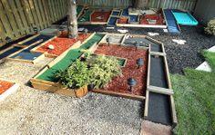 Mini Golf Backyard idea
