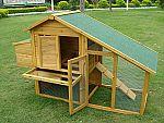 chicken house for the back garden